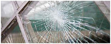 Somers Town Smashed Glass